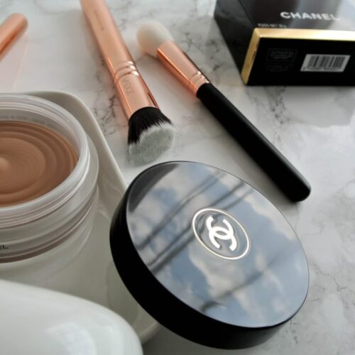 Chanel Soleil Tan De Chanel recenze + krémové konturování