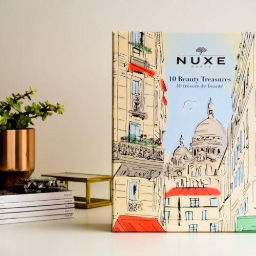 NUXE podzimní novinky // limitované edice