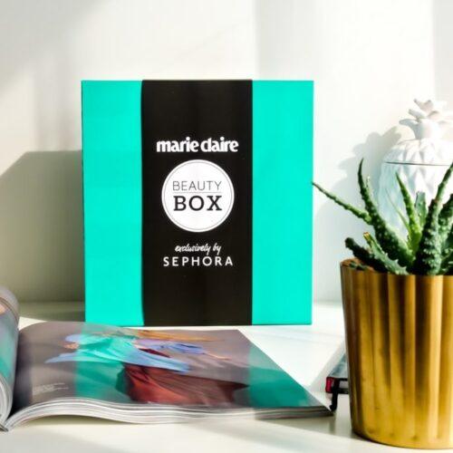 Marie Claire Beauty Box // vyplatí se krabičky krásy?