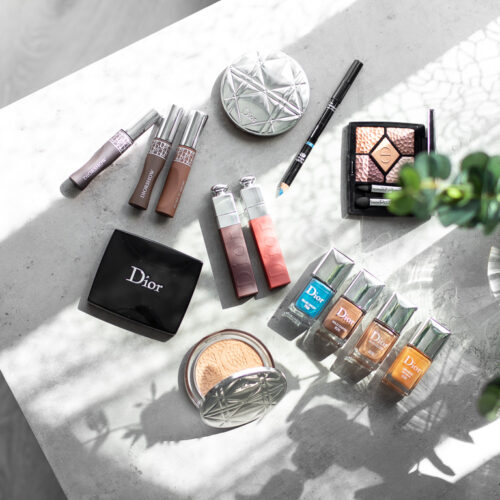 Dior Summer Look 2019    novinky & recenze