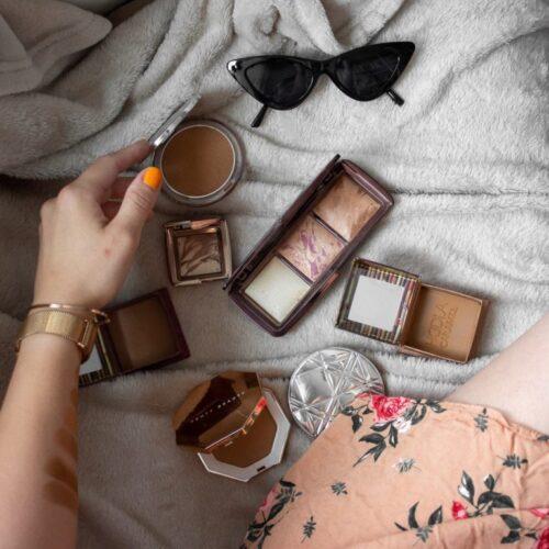 #bronzed NOVÉ BRONZERY! Který je ten nejlepší?    Fenty, Dior, Benefit, Hourglass