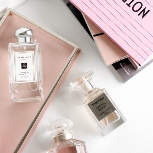 Nejlepší pečující kosmetika & parfémy 2017