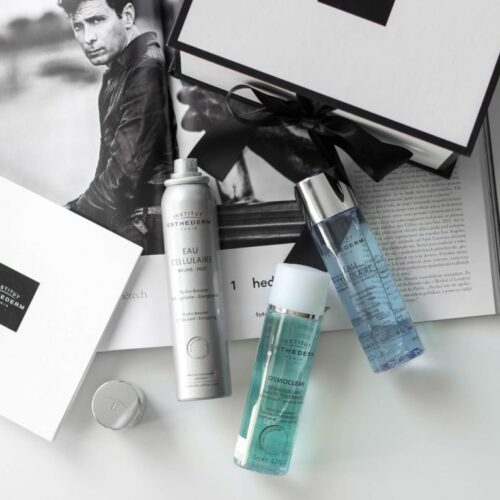 Skincare Routine / podzim 2018    Institut Esthederm, Origins & Dior