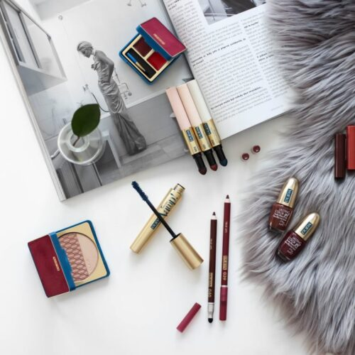 Retro Kolekce & Přírodní Kosmetika Pupa Milano    recenze
