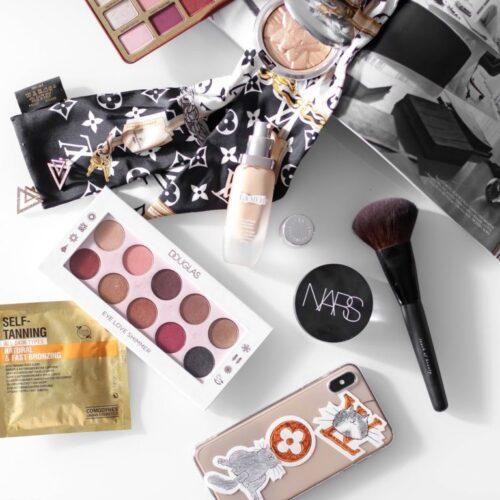 MAKEUP FAVES! || Oblíbená kosmetika Leden 2019