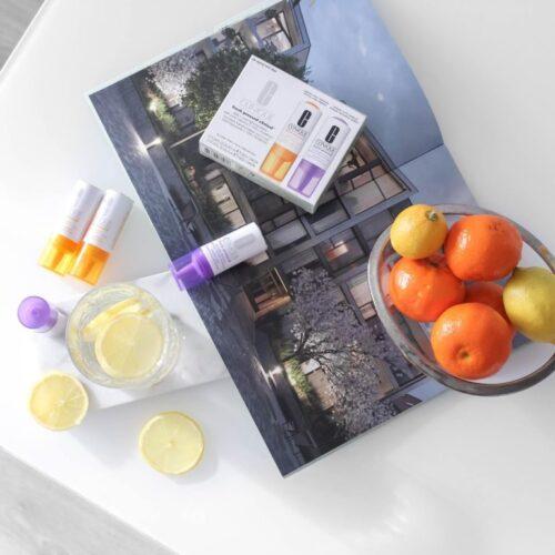 Clinique Fresh Pressed vitamín A & vitamín C || Recenze