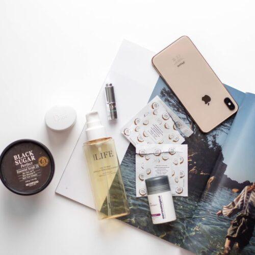 40 mini recenzí pečující kosmetiky! || Spotřebováno #21