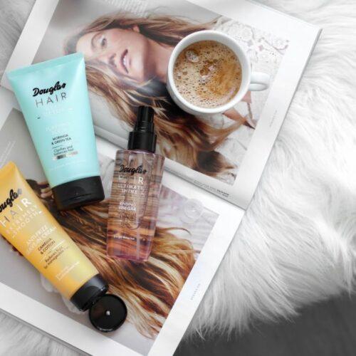 Peeling a ocet na vlasy?    Novinky v péči o vlasy