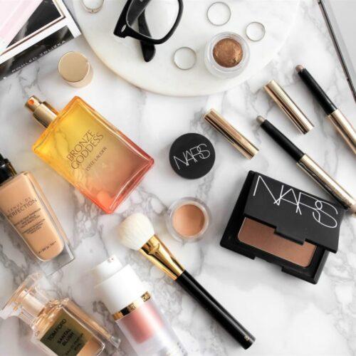Poslední dobou    Oblíbená kosmetika Léto 2017