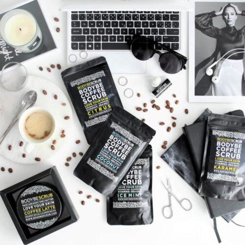 BODYBE Coffee Scrub || recenze