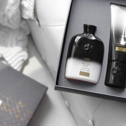 Zlato pro vaše vlasy! || Oribe Gold Lust & tipy pro výběr vhodné řady!