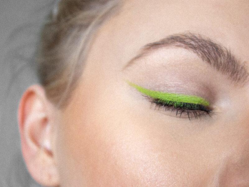 dior makeup líčení podzim