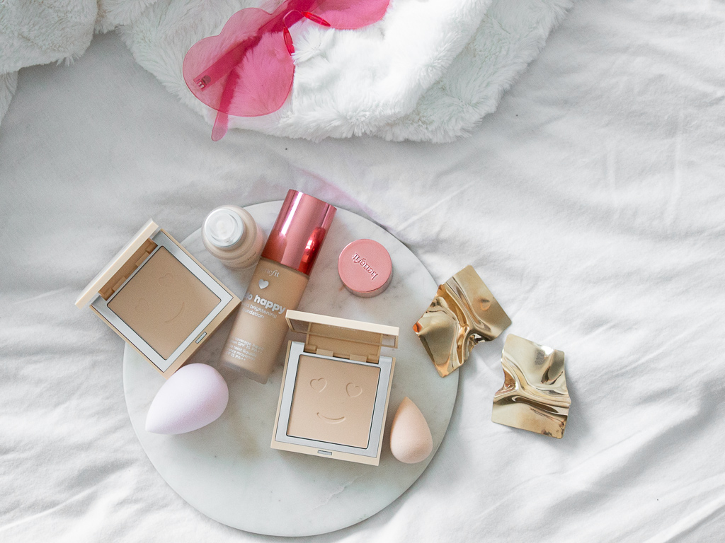 benefit hello happy makeup