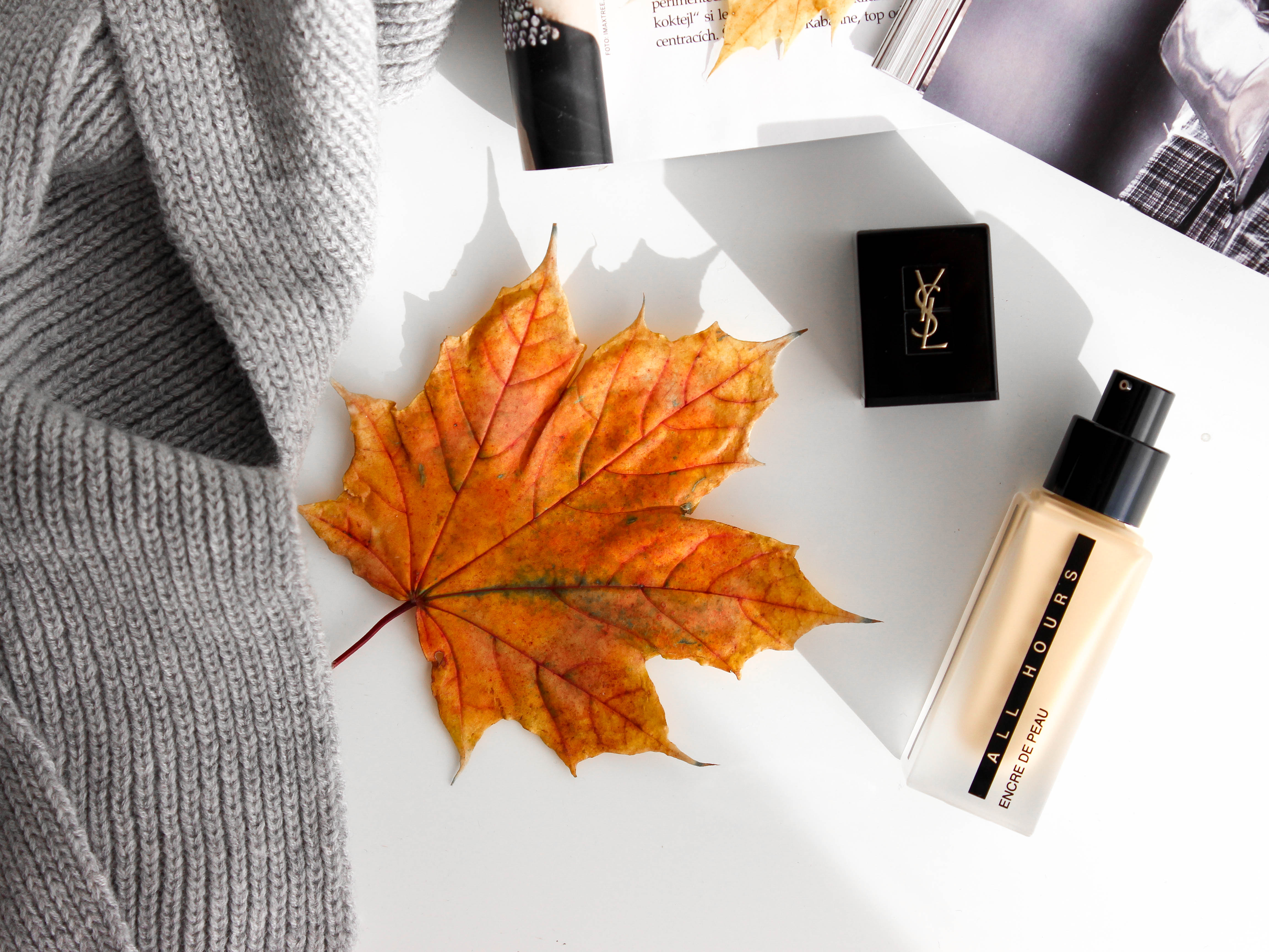 ysl all hours makeup recenze