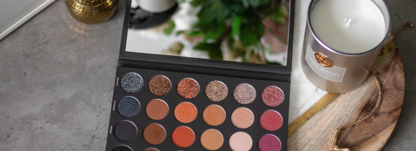 NOVÉ VIDEO! Líčení, recenze a swatche Tati Beauty Textured Neutrals Vol.1