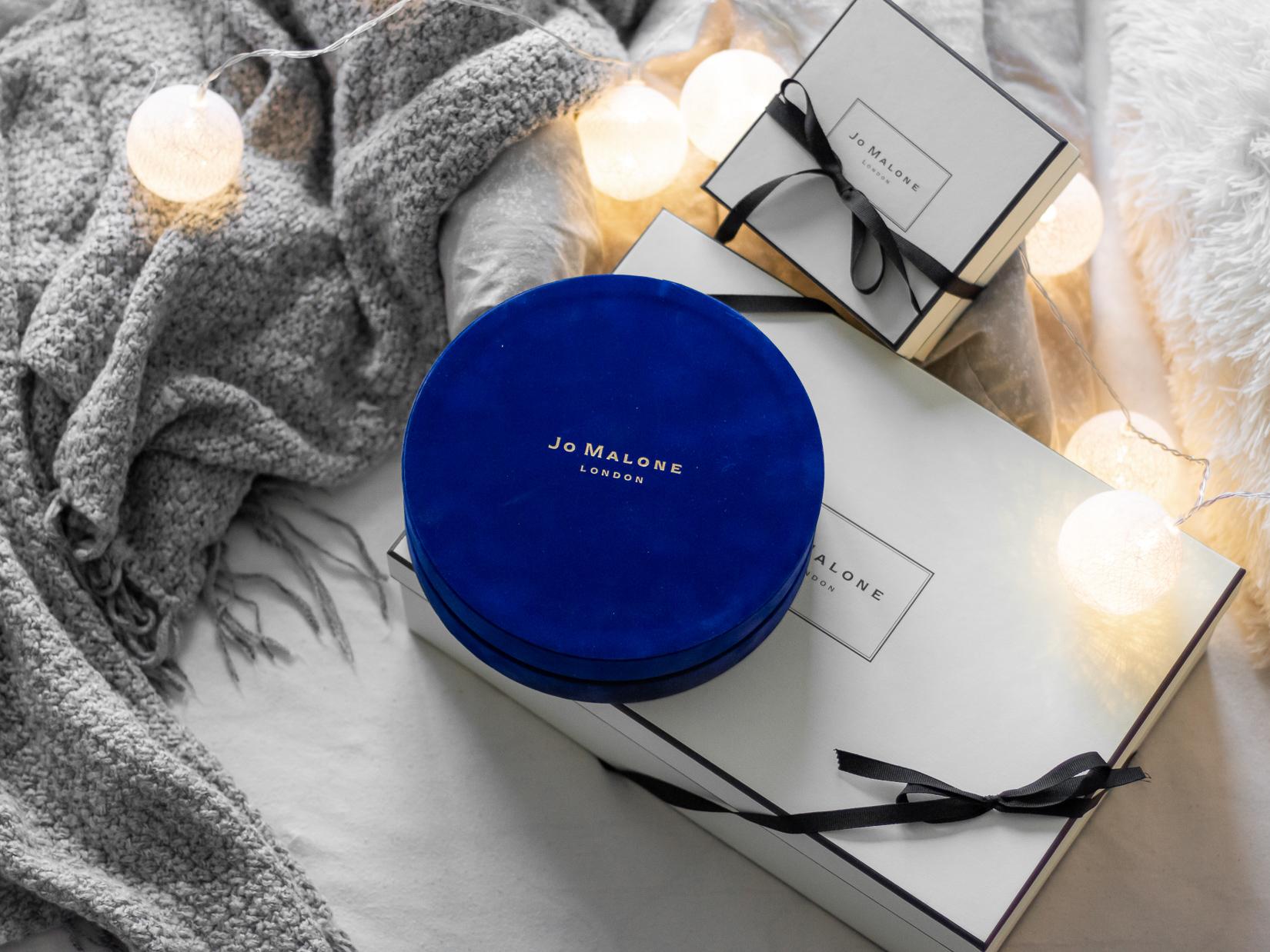 tipy na dárky jo malone vánoce 2019