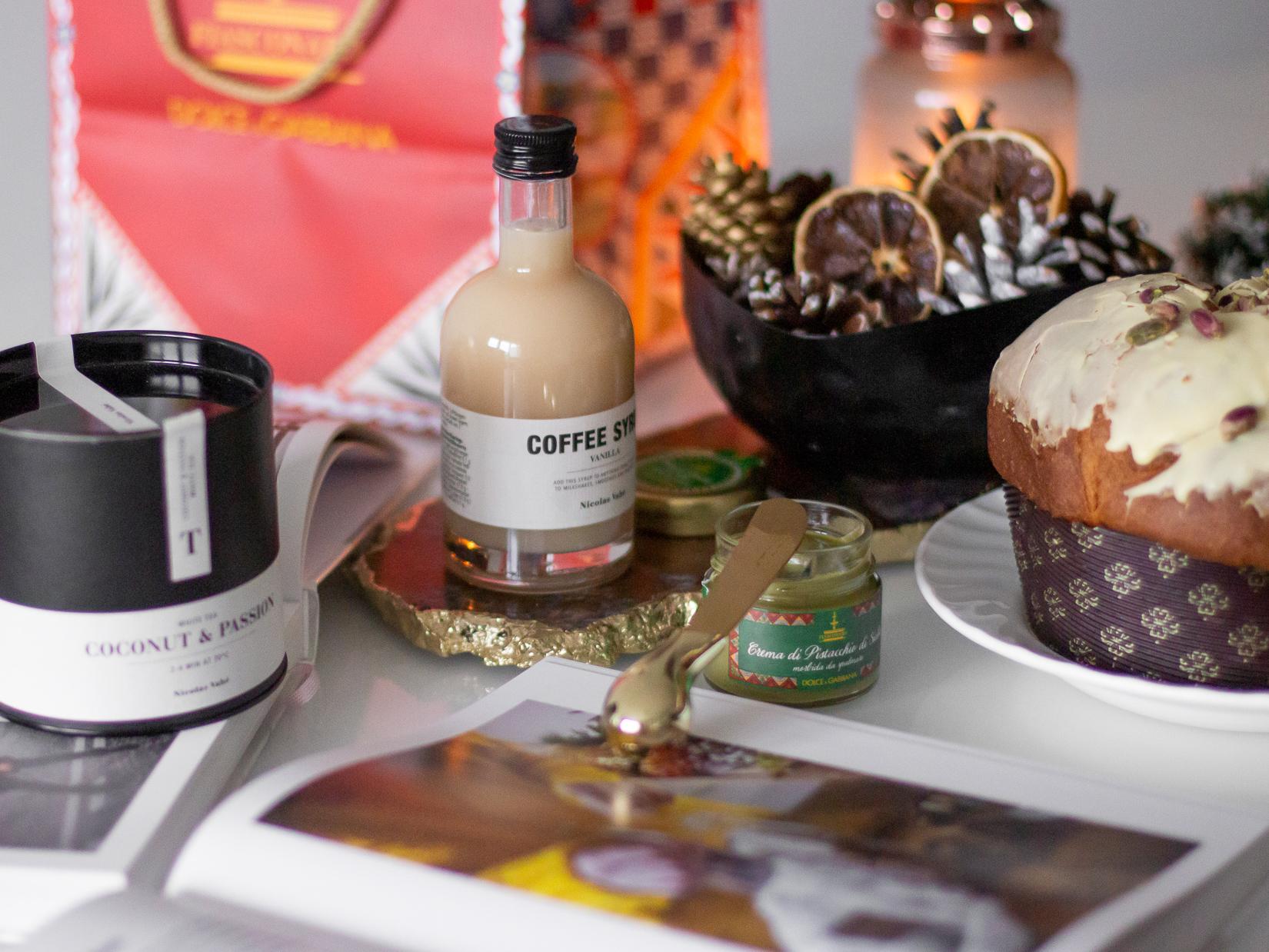 tipy na vánoční dárky panettone 2019