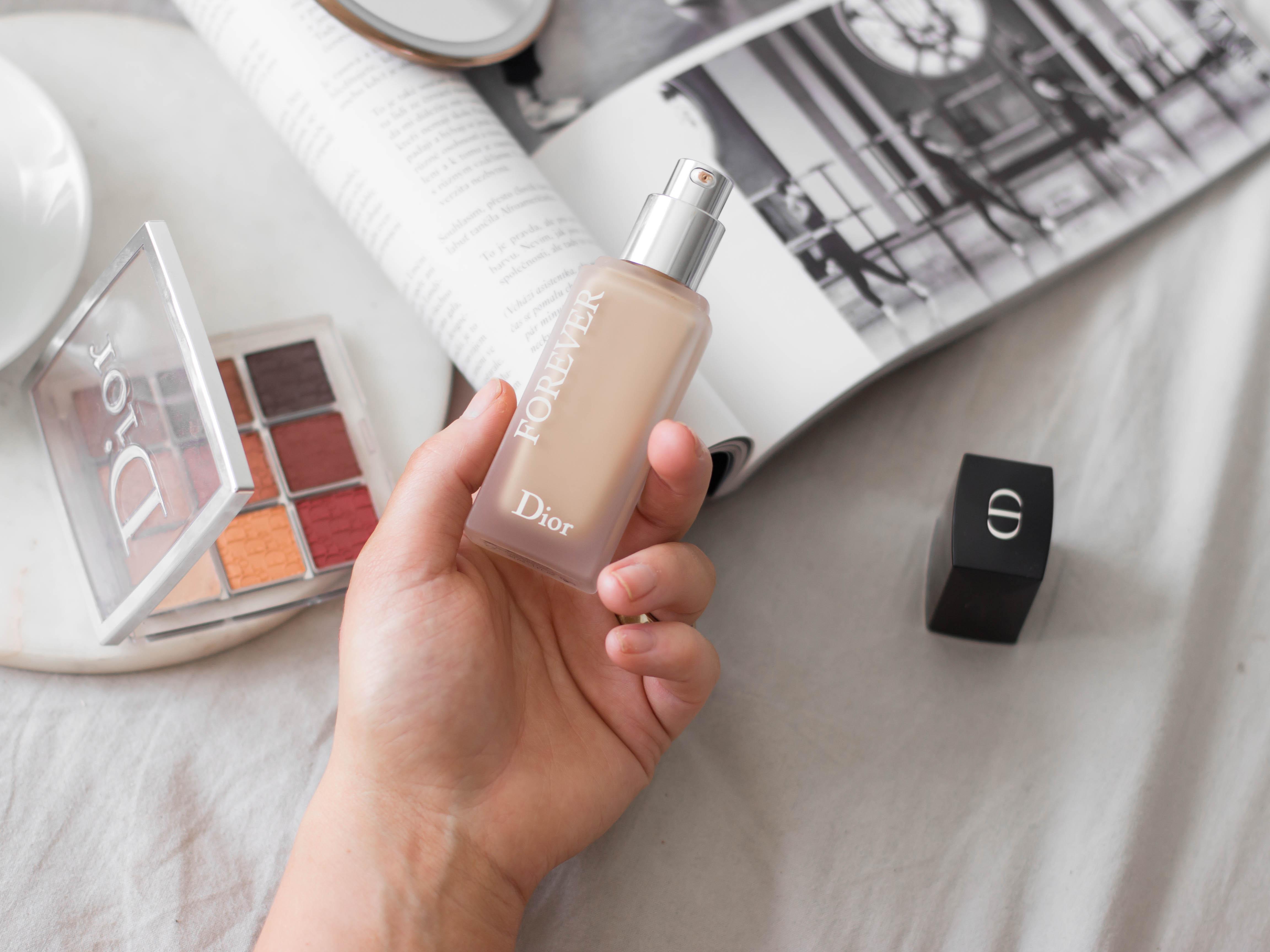 diorskin forever matte makeup recenze a zkušenosti