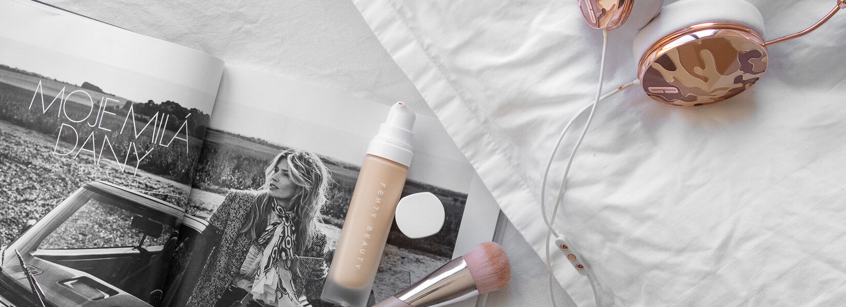 MAKEUP TALK! Fenty Beauty Pro Filt'r Matte || recenze