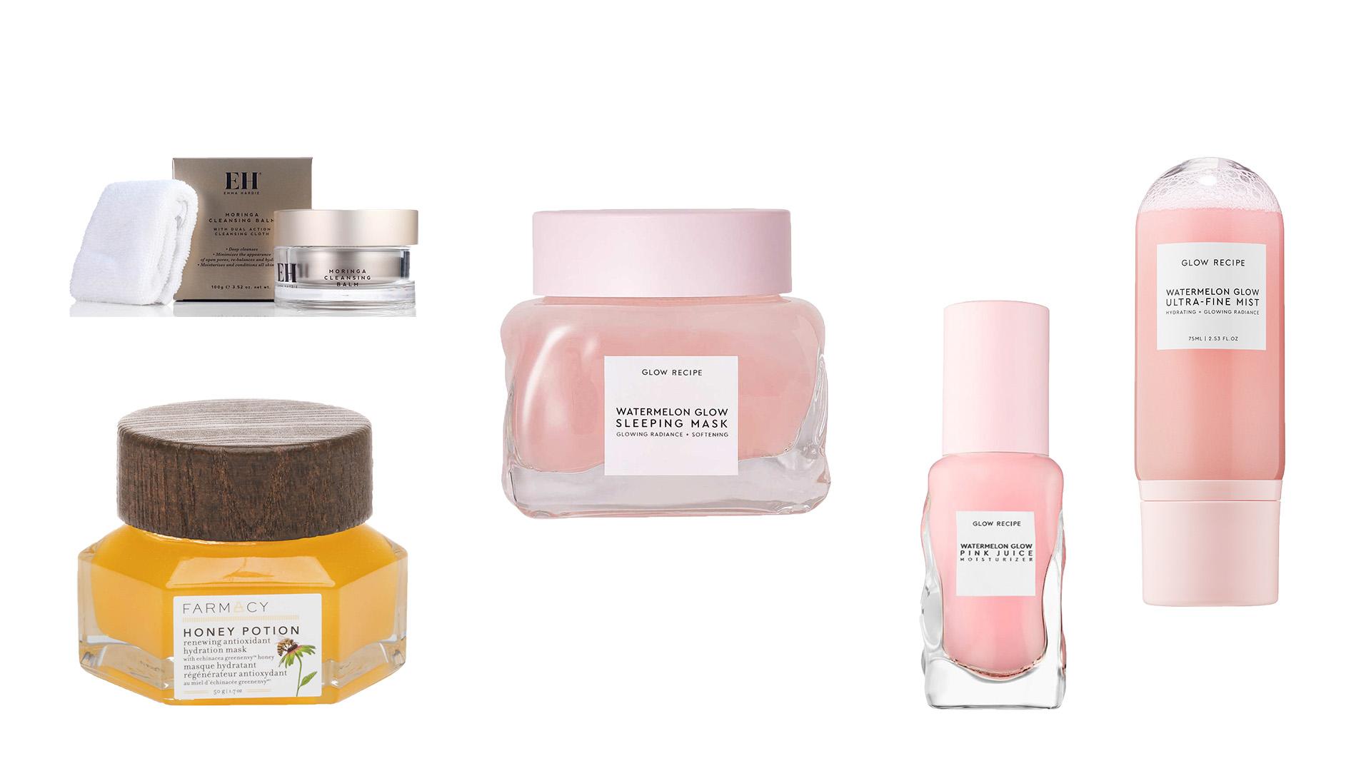 kosmetický wishlist 2020 pečující kosmetika