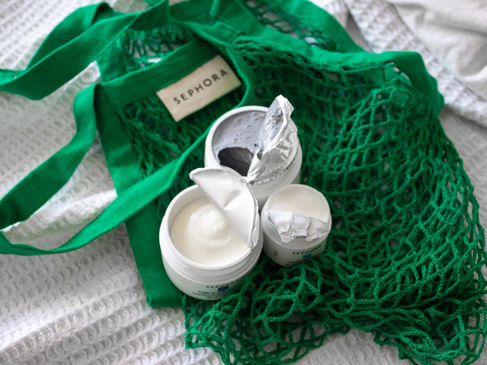 levná pečující kosmetika sephora