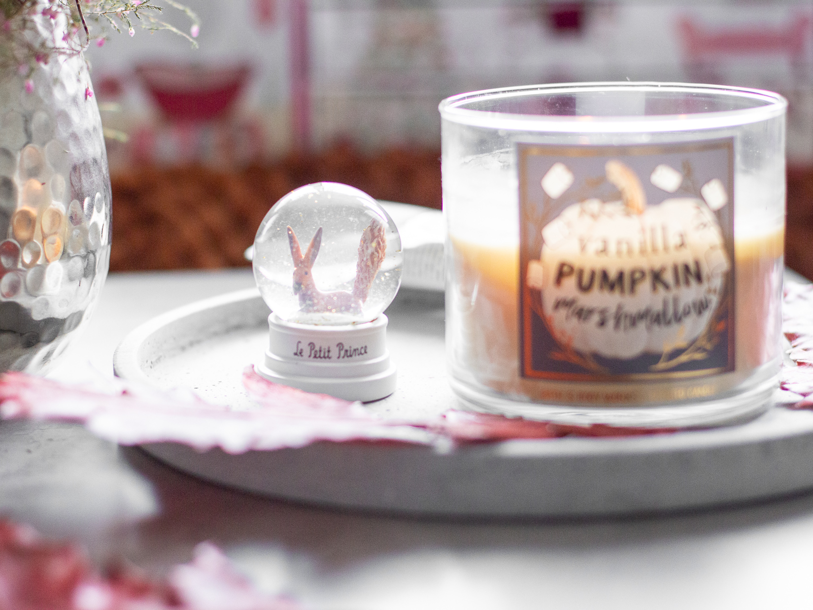 video o svíčkách bath & body works, yankee candle