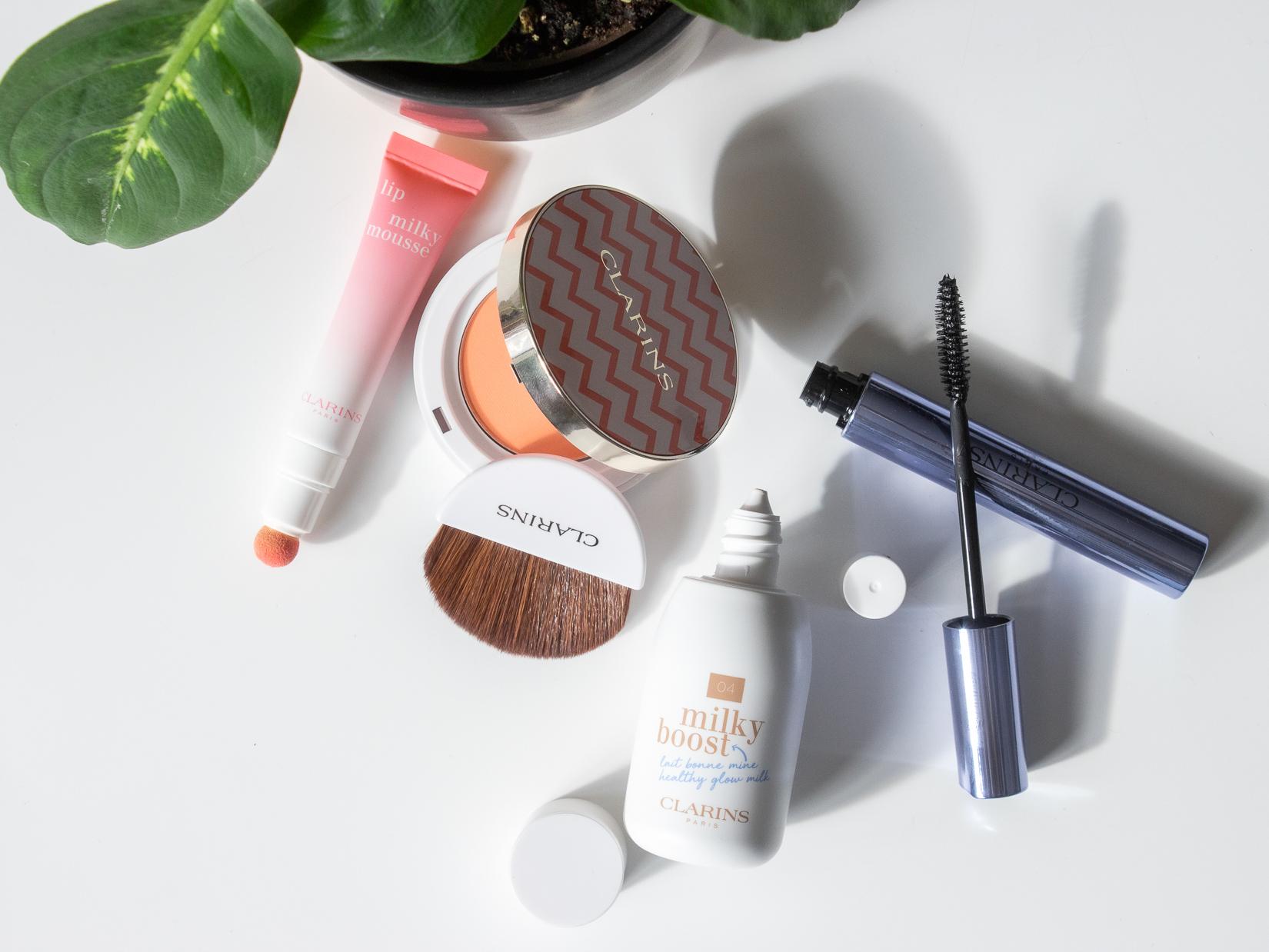 clarins wonderperfect mascara 4D waterproof blog