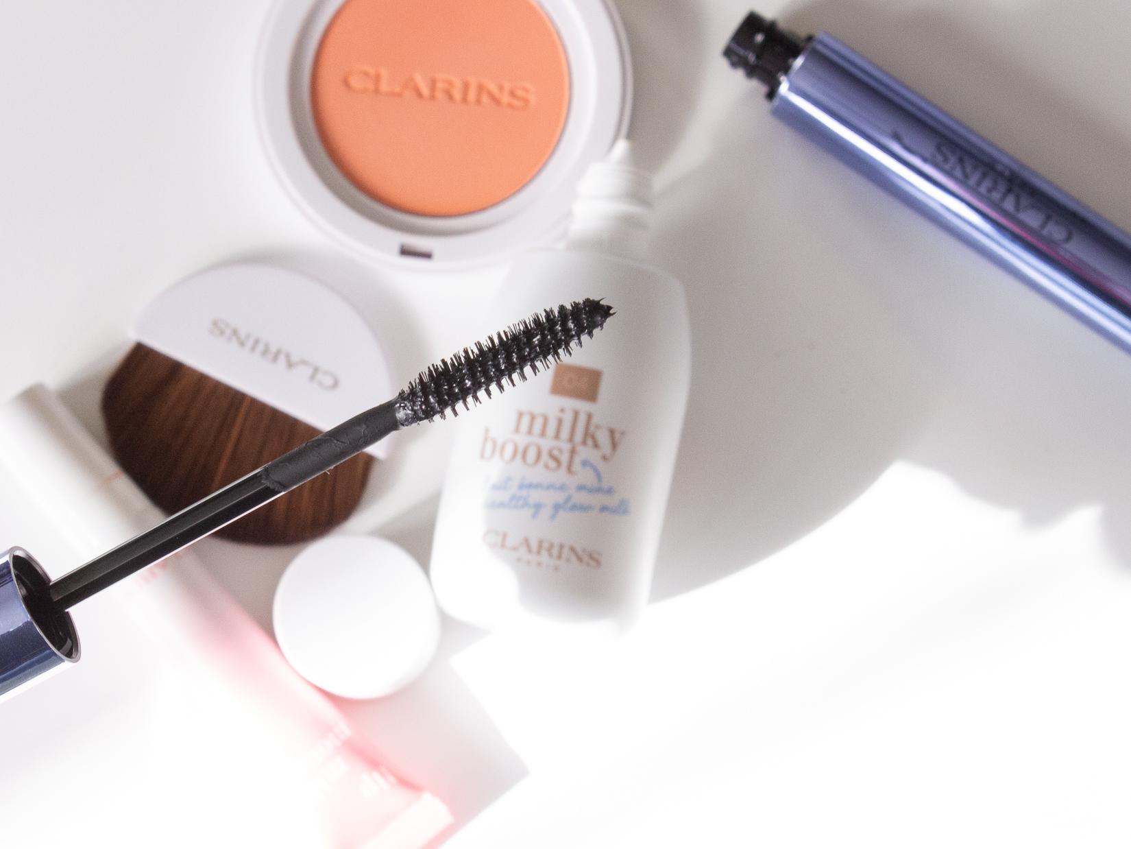 clarins wonderperfect mascara 4D waterproof recenze