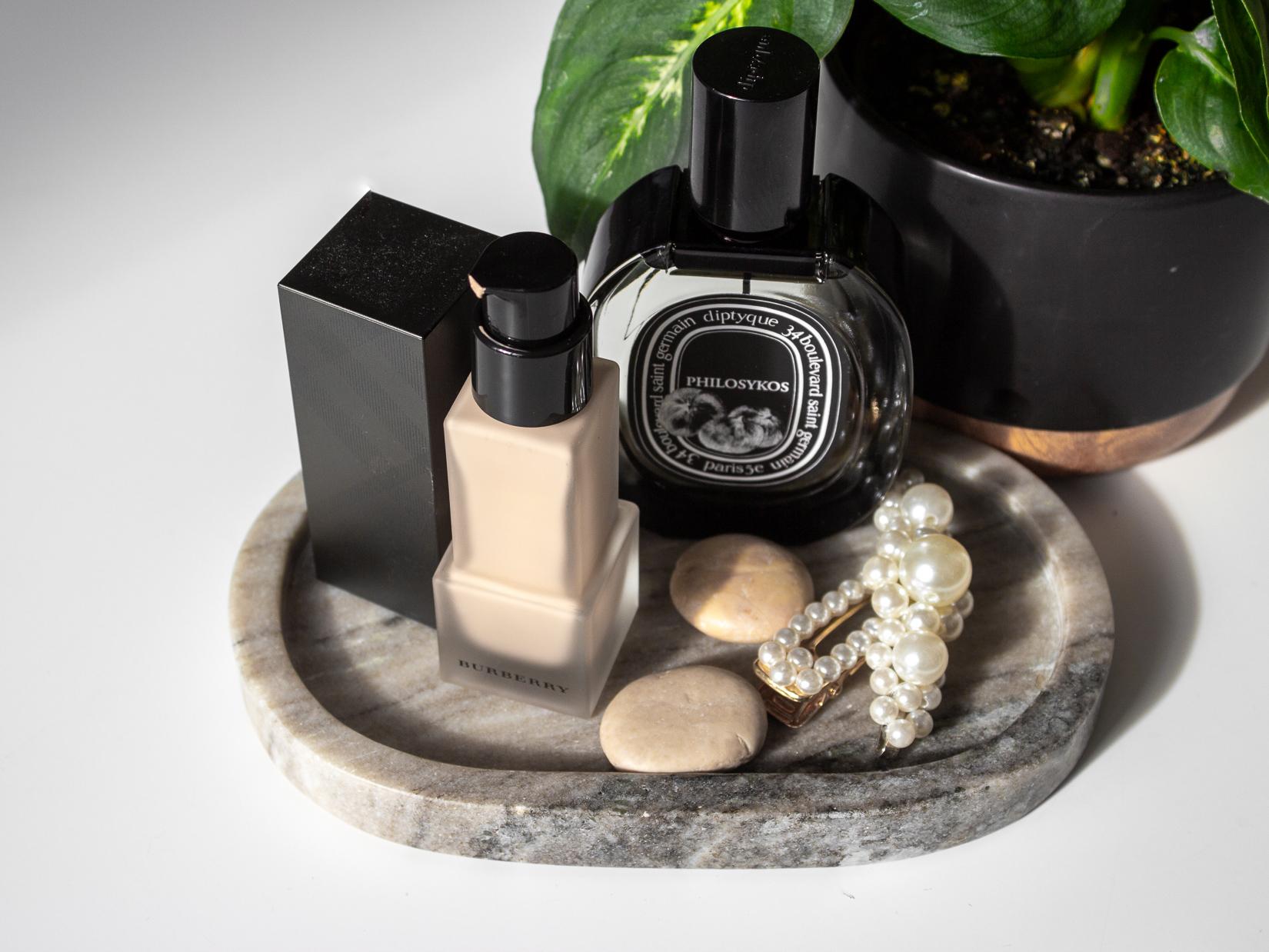 recenze a zkušenosti s makeupem Burberry